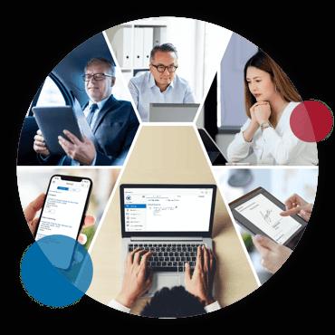 Software para la gestión de consejos administrativos en varios dispositivos